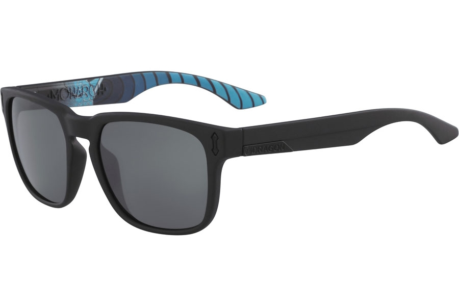 Dragon MONARCH Sunglasses in Matte Black Jaime