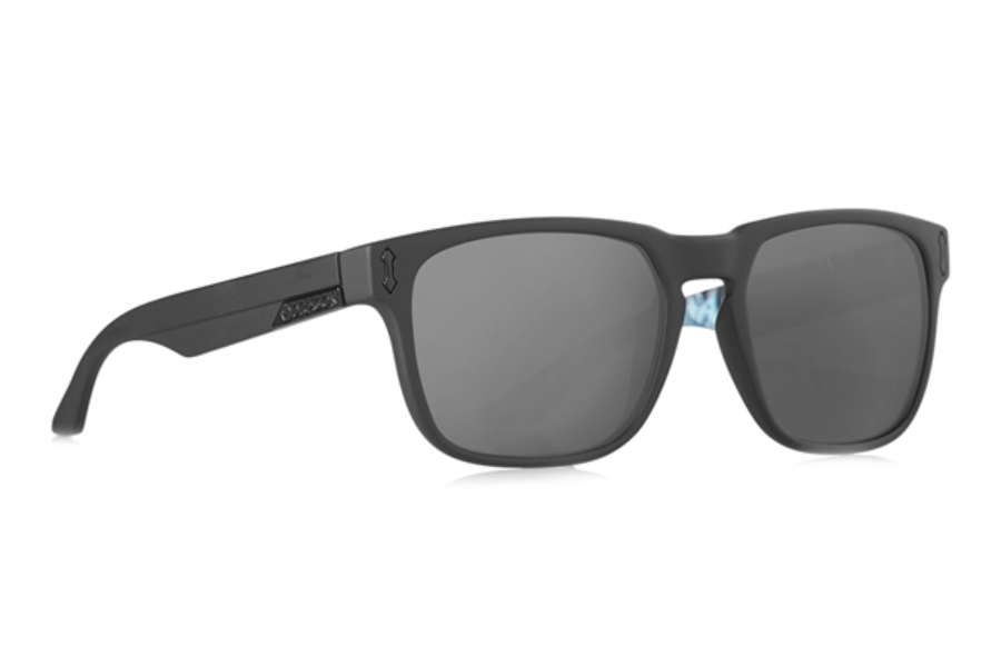 Dragon MONARCH Sunglasses in Scoph Matte Black/Smoke