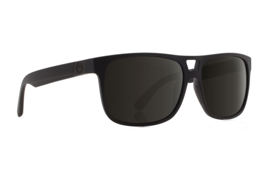 Dragon ROADBLOCK Sunglasses in Matte Black H2O/Grey Polar