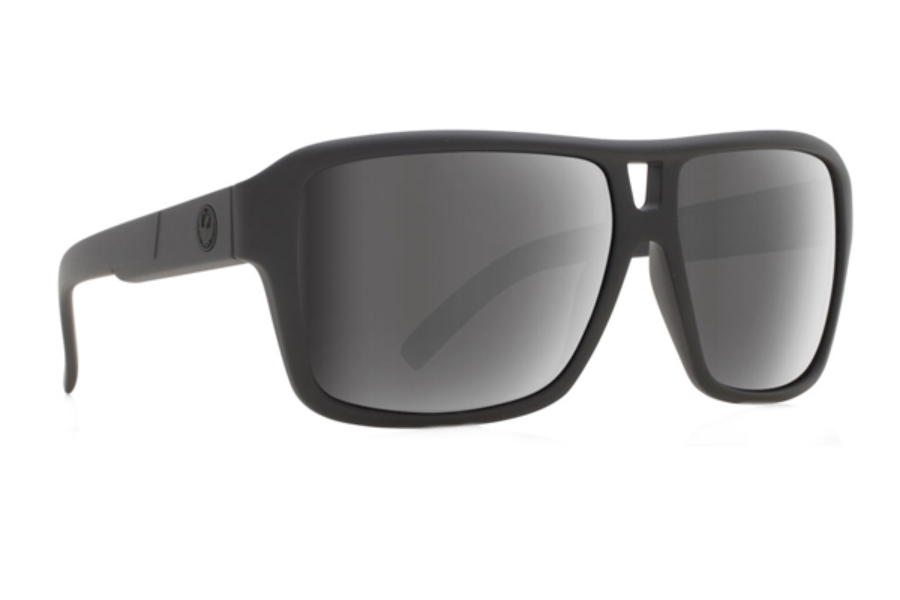 Dragon THE JAM Continued Sunglasses in Matte Magnet Grey H2O/Silver Ion Polar