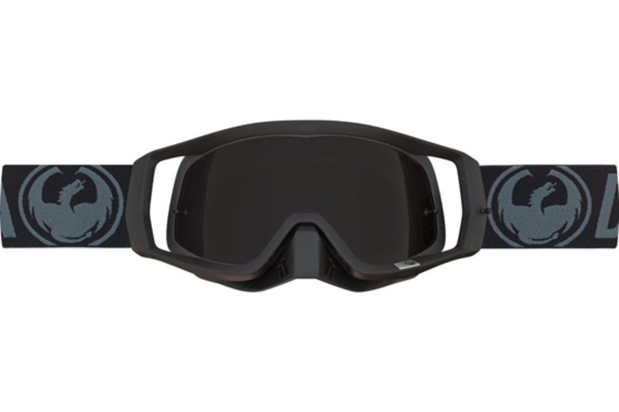 Dragon VENDETTA Goggles in 006 Black / Smoke ( Size :- Medium Fit)
