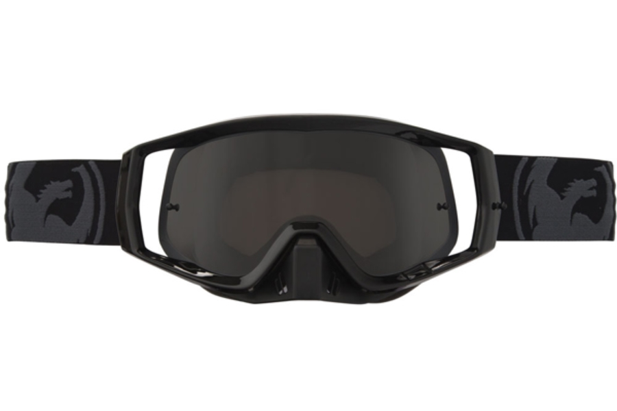 Dragon VENDETTA Goggles in 008 Murdered / Dark Smoke (Size :- Large Fit)