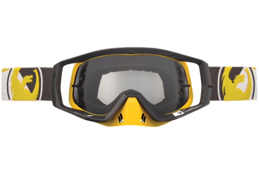 Dragon VENDETTA Goggles in 009 Incline / Clear (Size :- Large Fit)