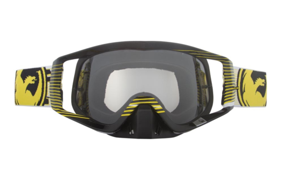 Dragon VENDETTA Goggles in 013 Nrev / Clear (Size :- Large Fit)