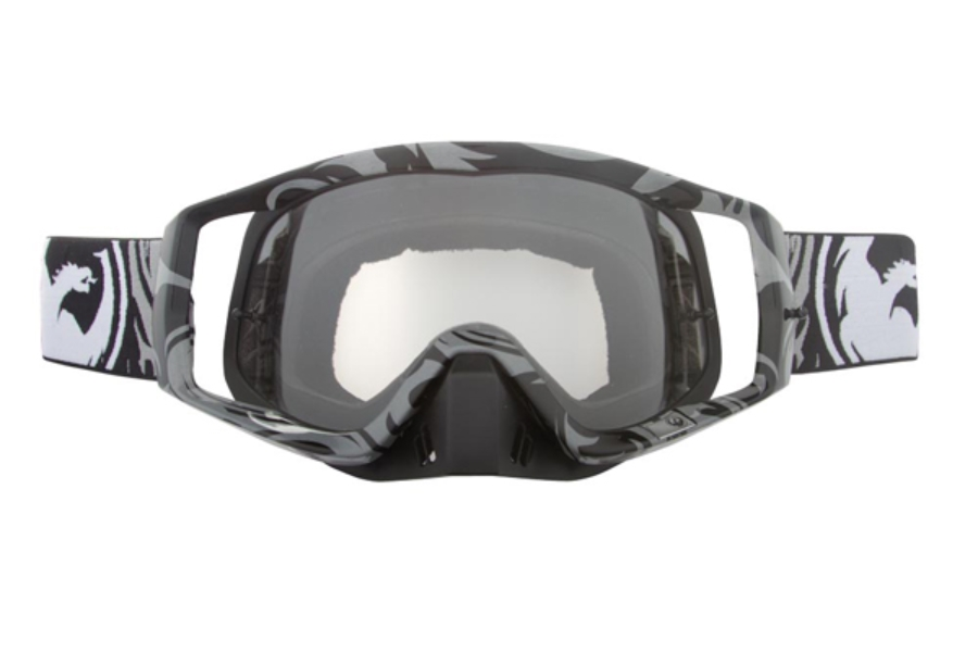 Dragon VENDETTA Goggles in 016 Chornic / Clear (Size :- Large Fit)