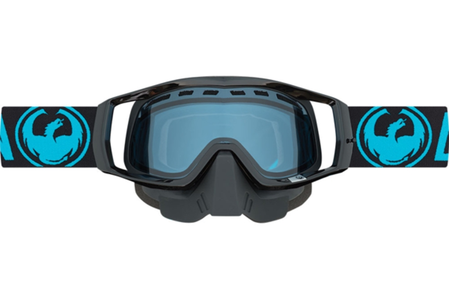 Dragon VENDETTA - Continued Goggles in 041 Blue / Blue (Size :- Medium Fit)