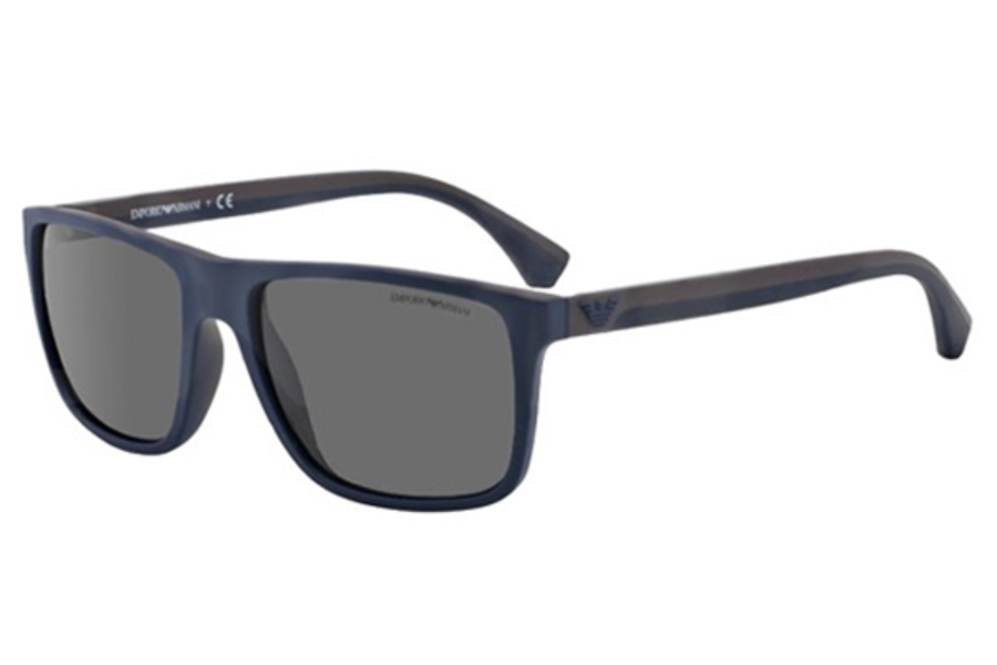 e5354de55bd Emporio Armani EA4033 Sunglasses in 5229T3 Black Grey Rubber Polar Grey  Gradient  Emporio Armani EA4033 Sunglasses in Emporio Armani EA4033  Sunglasses ...