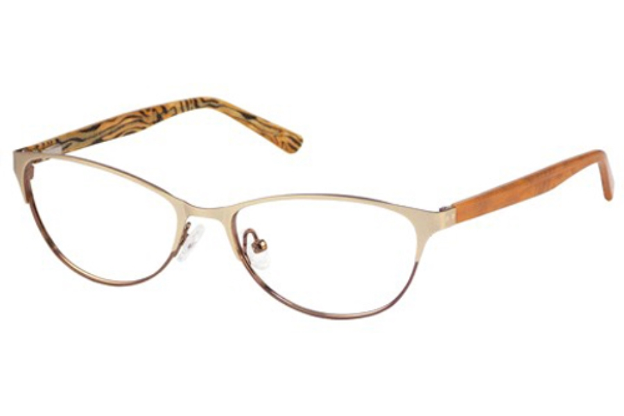 Elizabeth Arden EA 1162 Eyeglasses in Gold