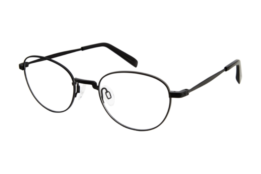 Eddie Bauer 32213 Eyeglasses in Black