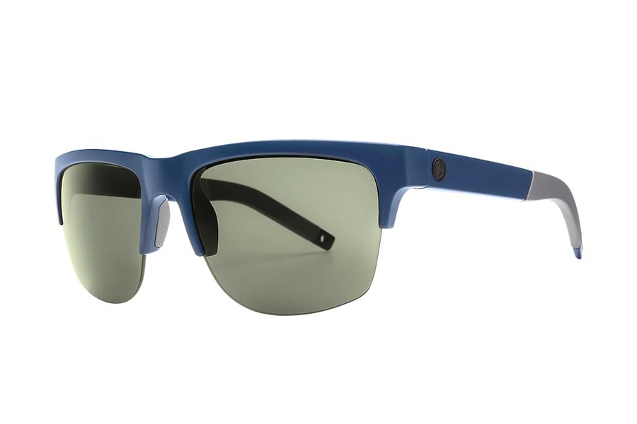 Electric Knoxville Pro Sunglasses in EE16166571 Matte Navy w/Grey Pro