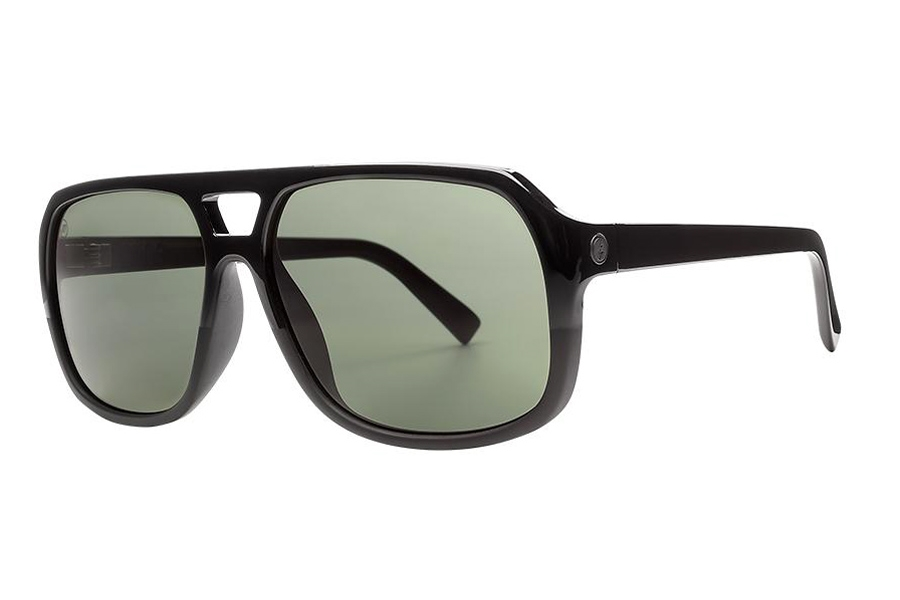 Electric Dude Sunglasses in EE16765020 Vader w/Grey Lens