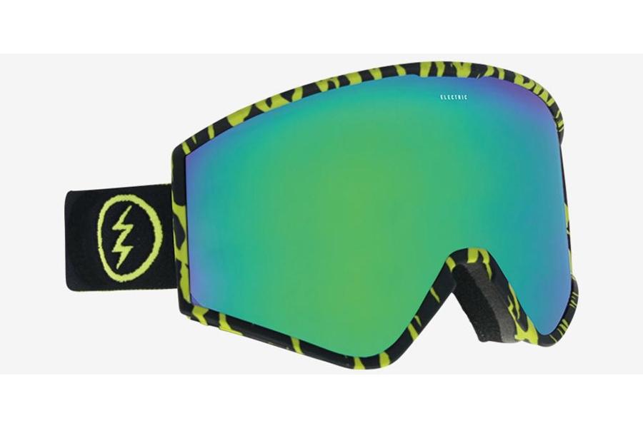5a3fae76538 ... Electric Kleveland Goggles in EG2518211 Sketch w Brose Green Chrome ...