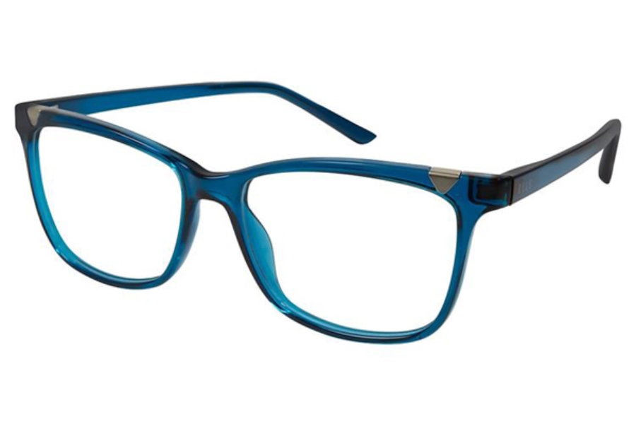ELLE EL 13425 Eyeglasses in Blue