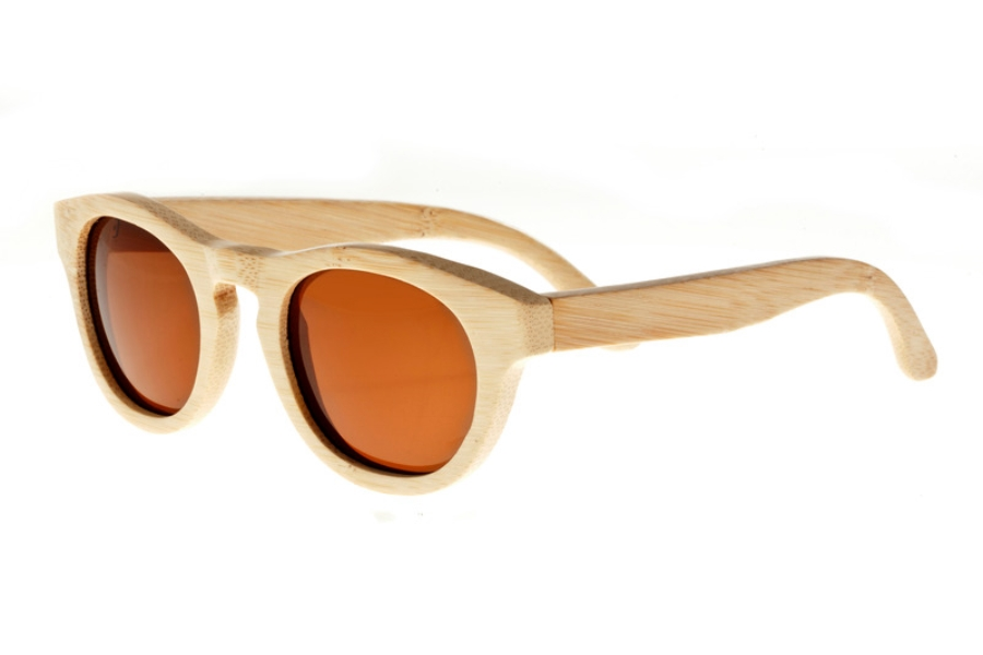 Earth Cocoa Sunglasses in 027B Khaki/tan/Brown Lens