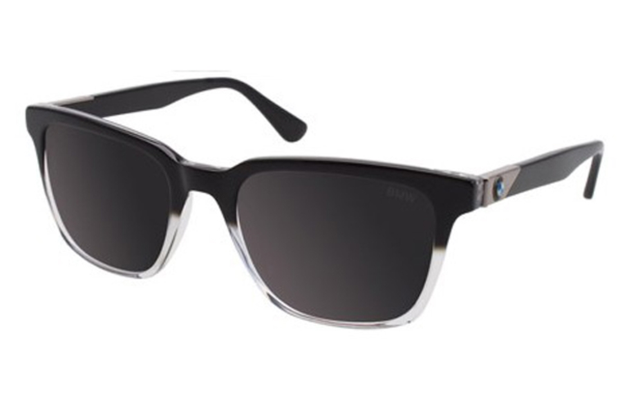 BMW B6522 Sunglasses in 90- Black Crystal