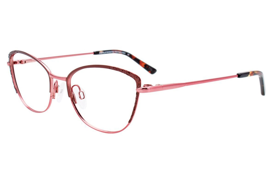 Easyclip EC527 w/ Magnetic Clip-On Eyeglasses in Easyclip EC527 w/ Magnetic Clip-On Eyeglasses