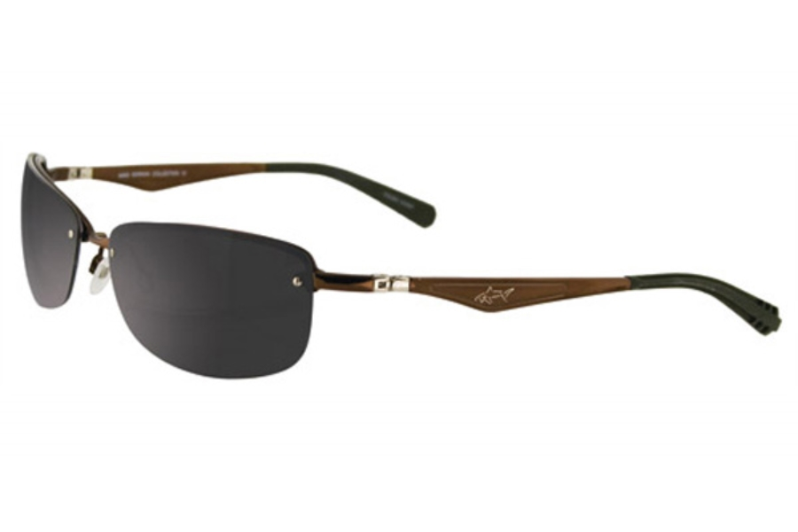 Easytwist G2006S Sunglasses in 60 Satin Dark Olive Green