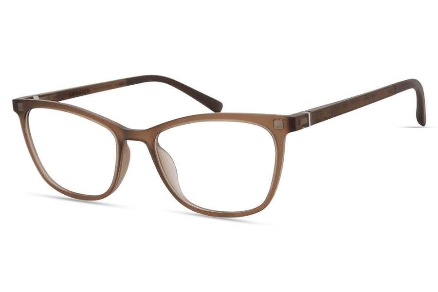 Eco 2.0 Bio-Based Denali Eyeglasses in Brown