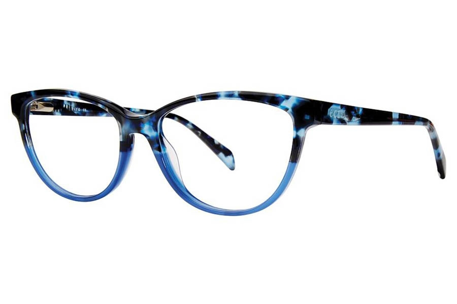 Ecru Simone Eyeglasses in Blue