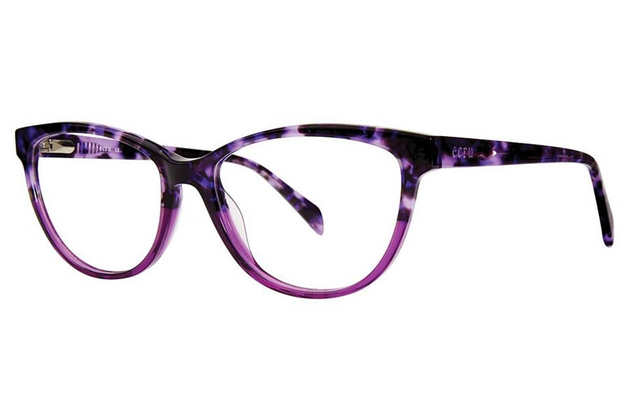 Ecru Simone Eyeglasses in Purple