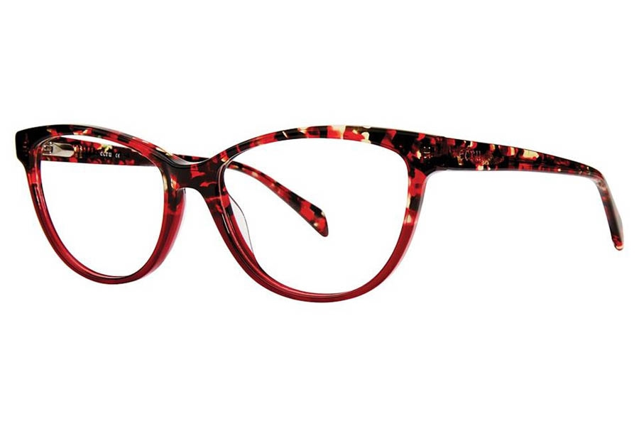 Ecru Simone Eyeglasses in Red