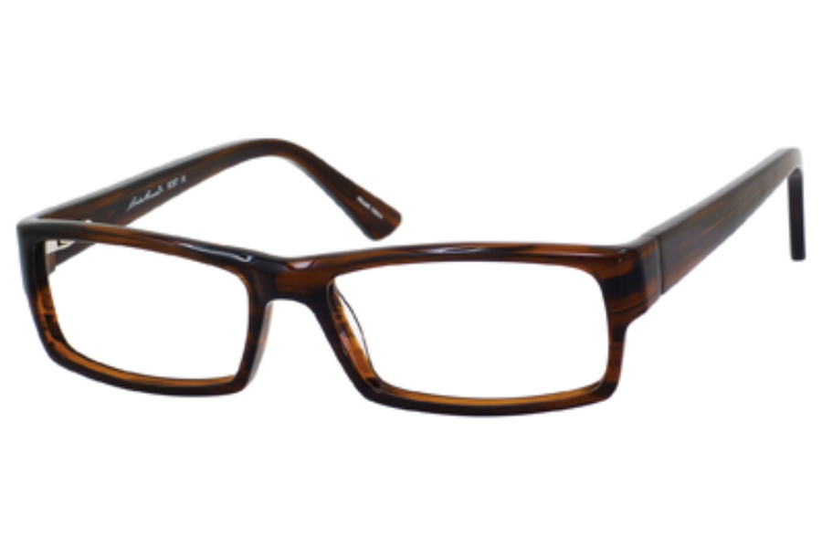 Eddie Bauer 8297 Eyeglasses in Brown/Smoke