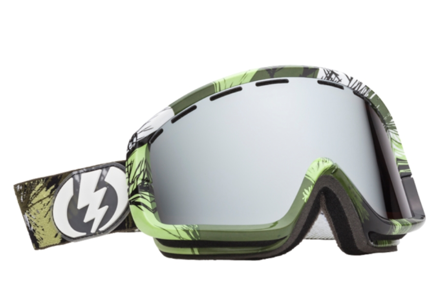 Electric EGB2 Goggles in EG1012803 Tanner Rainville Bronze/Silver Chrome