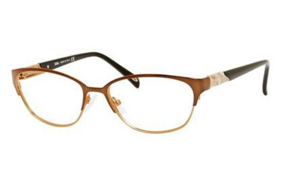 Safilo Emozioni EMOZIONI 4360 Eyeglasses in 0DU7 Brown Gold
