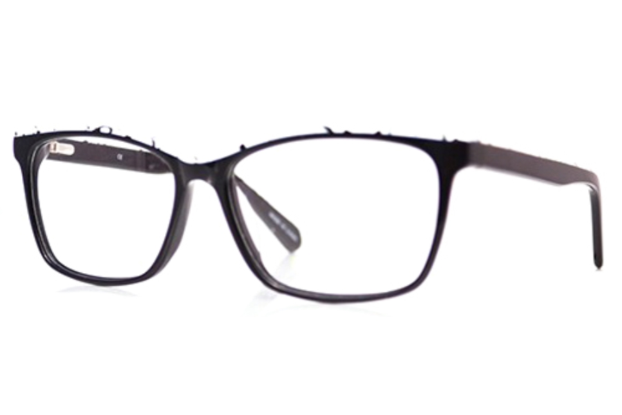 Enchant ERC 76 Eyeglasses in Black