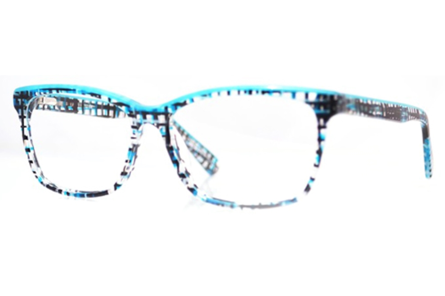 Enchant ERC 76 Eyeglasses in Blue