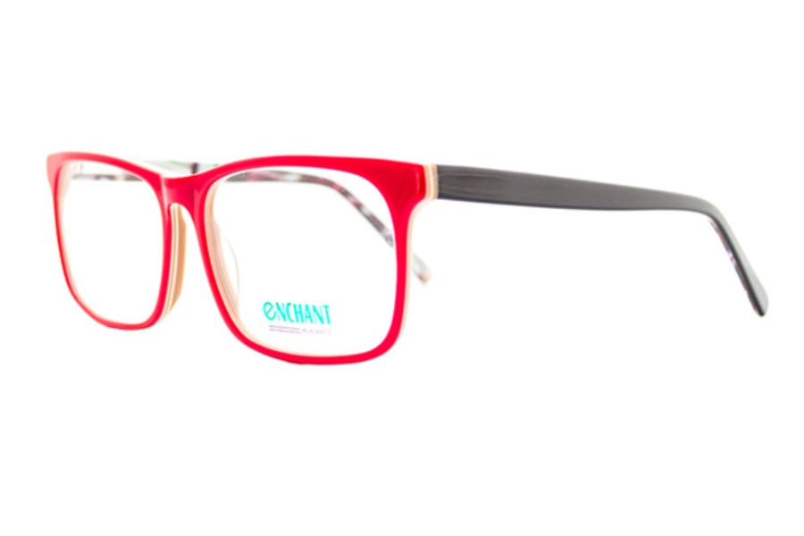 Enchant ERC 89 Eyeglasses in Coral
