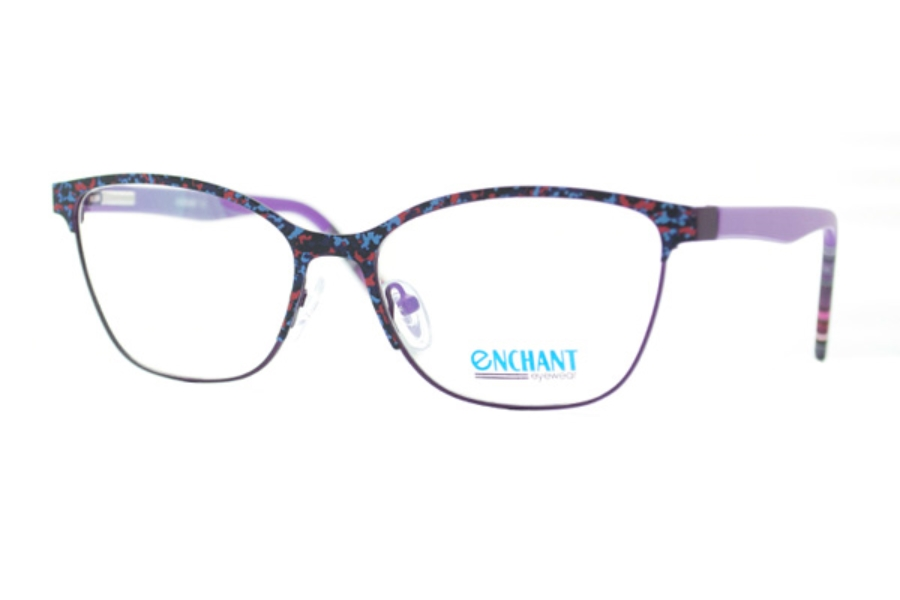 Enchant ERC 93 Eyeglasses in Purple