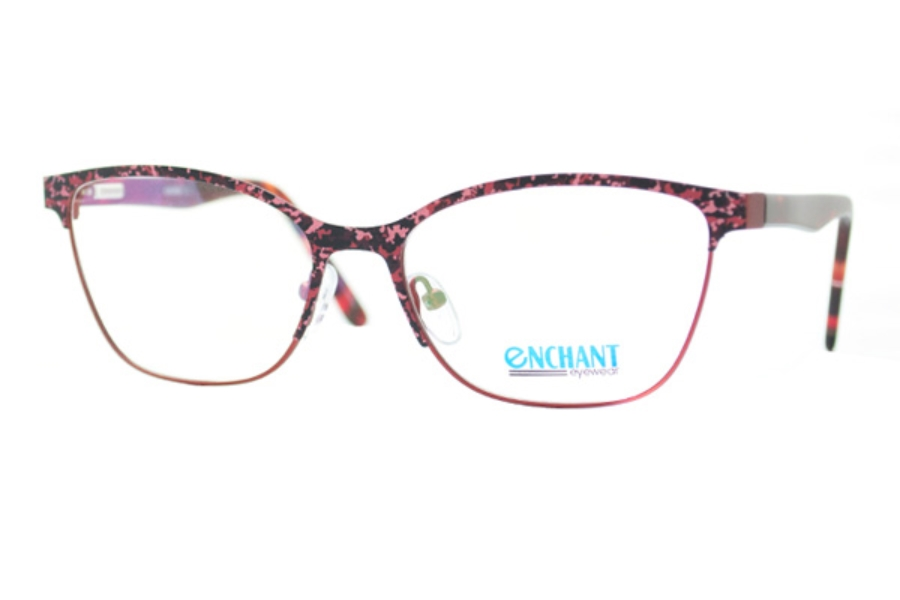 Enchant ERC 93 Eyeglasses in Wine