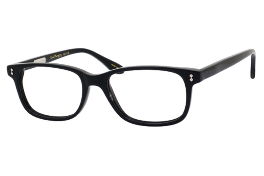 Ernest Hemingway H4617 Eyeglasses in Shiny Black