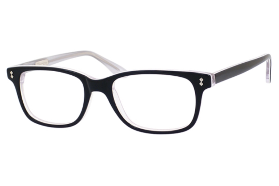 Ernest Hemingway H4617 Eyeglasses in Shiny Black Crystal