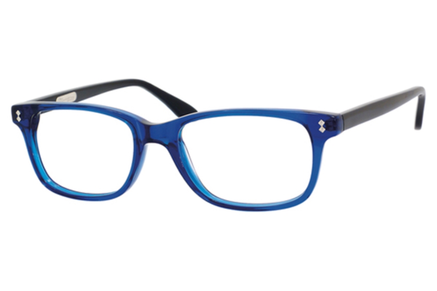 Ernest Hemingway H4617 Eyeglasses in Shiny Cobalt Black