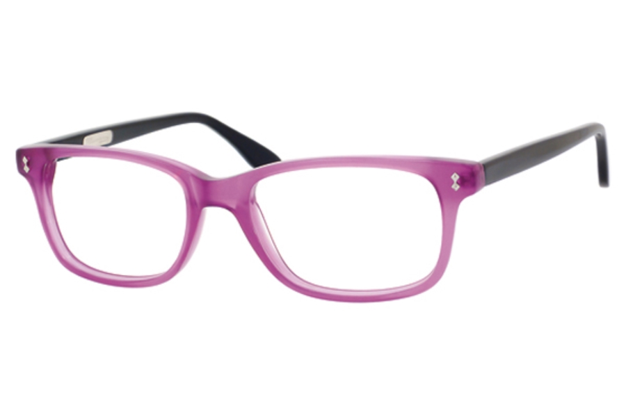 Ernest Hemingway H4617 Eyeglasses in Shiny Purple Black