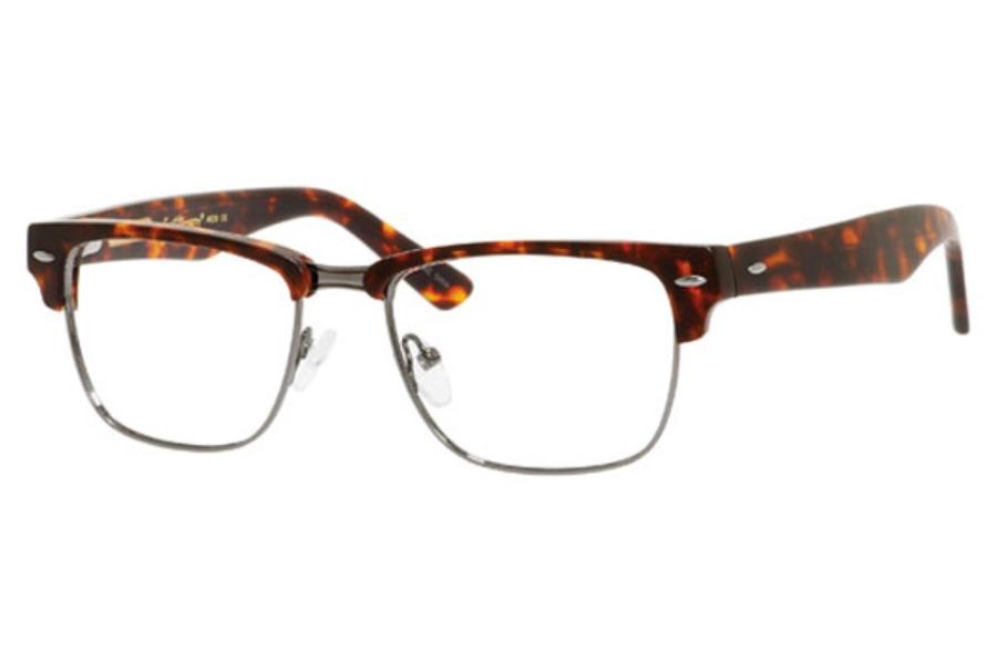 1731710067 ... Ernest Hemingway H4629 Eyeglasses in Matt Tortoise Gunmetal ...