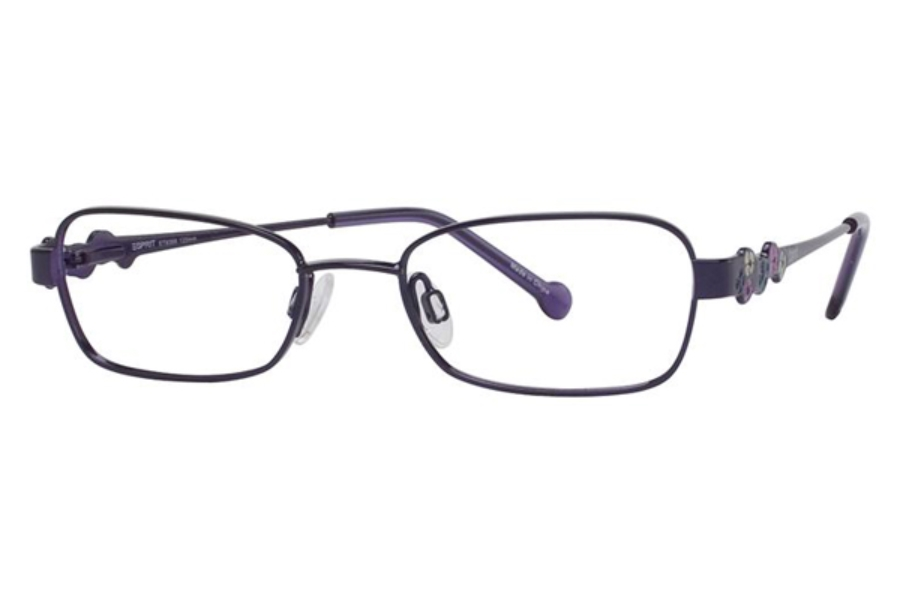 Esprit ET 9388 Eyeglasses in 577 Purple