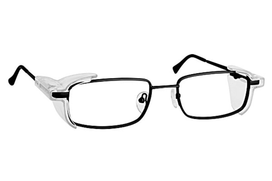 Eye Shield Eye Shield 5 Eyeglasses in 04-Black