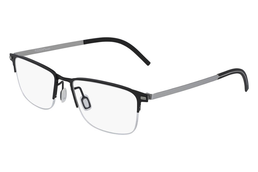 Flexon FLEXON B2030 Eyeglasses in 001 Black
