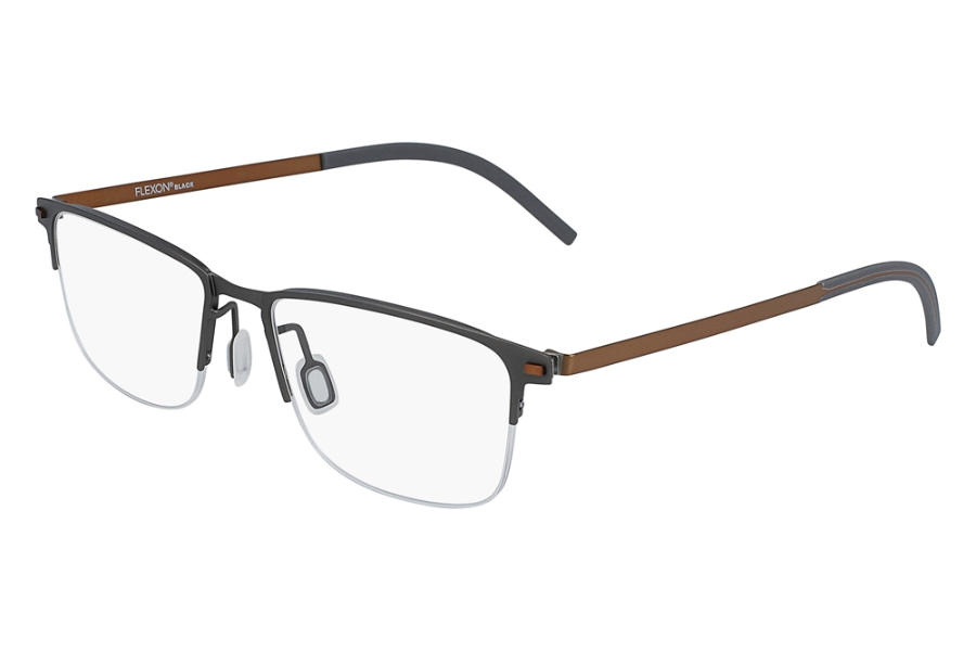 Flexon FLEXON B2030 Eyeglasses in 033 Gunmetal