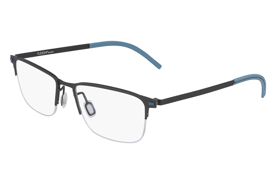 Flexon FLEXON B2030 Eyeglasses in 034 Dark Gunmetal