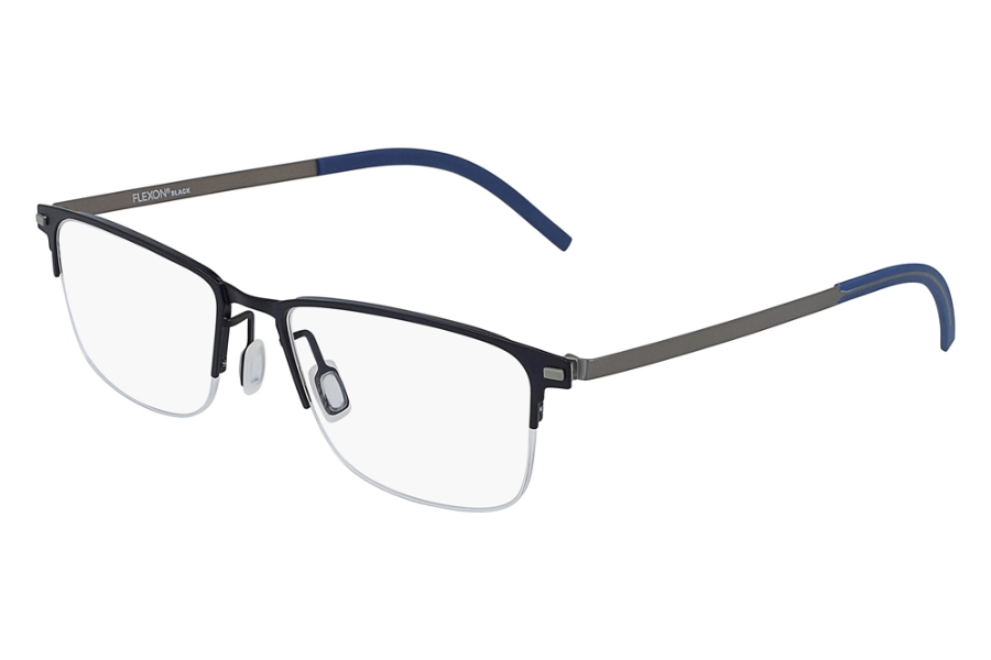 Flexon FLEXON B2030 Eyeglasses in 412 Navy