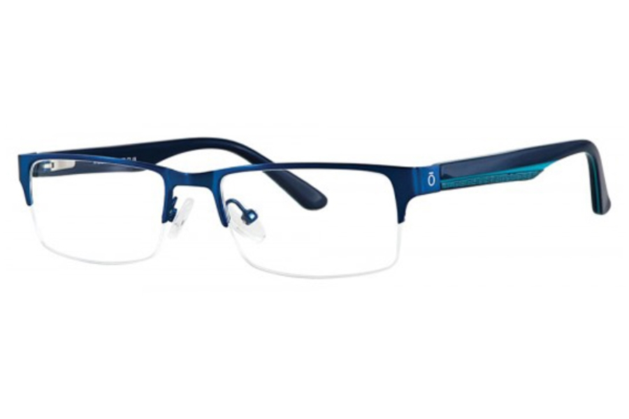 Float-Milan Kids FLT K 44 Eyeglasses in Navy