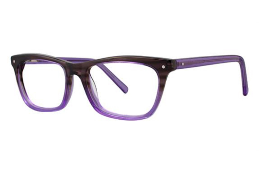 Fashiontabulous 10x241 Eyeglasses in Brown/Lilac
