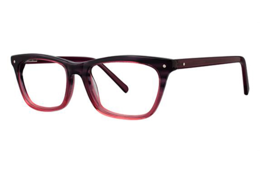 Fashiontabulous 10x241 Eyeglasses in Plum/Burgundy