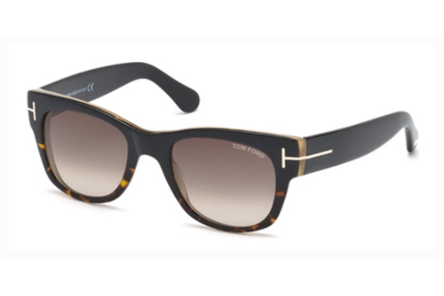 c488a80d7552 ... Shiny Black Smoke Polarized  Tom Ford FT0058 Cary Sunglasses in Tom Ford  FT0058 Cary Sunglasses ...