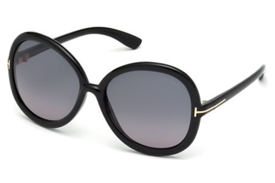 Tom Ford FT0276 CANDICE Sunglasses in Tom Ford FT0276 CANDICE Sunglasses