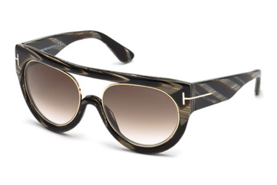 Tom Ford FT0360 Sunglasses in Tom Ford FT0360 Sunglasses
